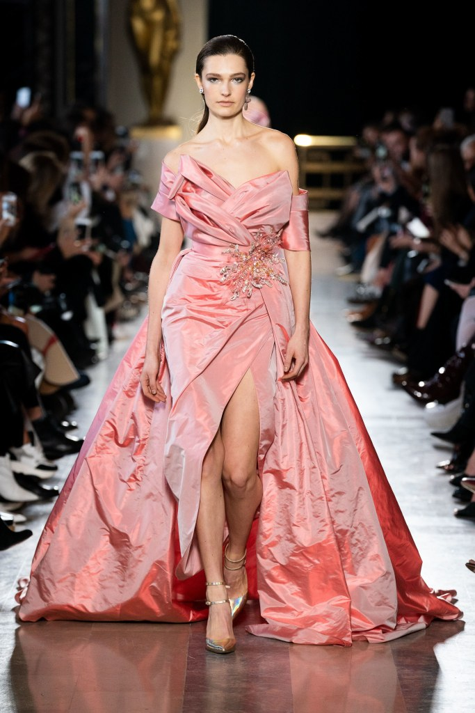 Fashion Elie Saab Spring 2019 Couture