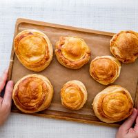Food: Puff Pastry Treat