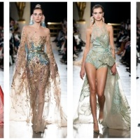 Fashion: Elie Saab Spring 2019 Couture