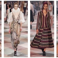 Fashion: Christian Dior - Spring 2019 Haute Couture Collection