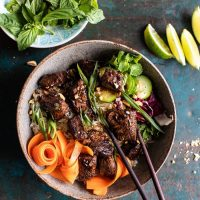 Food: Dinner Tonight - Vietnamese Beef and Rice