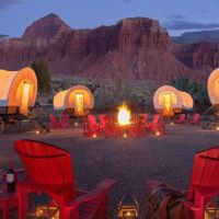 Travel: Luxury Camping