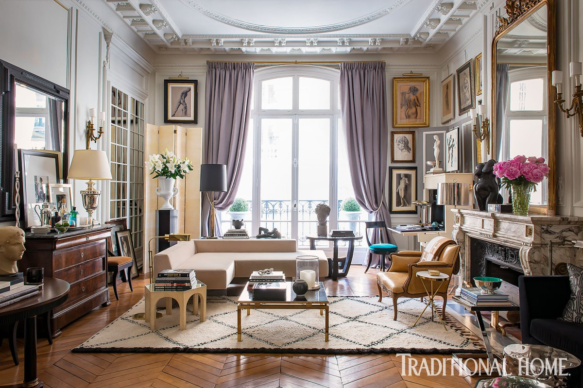 Decor: Paris + Apartment = My Happy Place