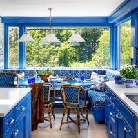 Decor: Bold Statement Made with Colors