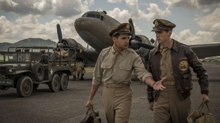 Television Series: Catch 22 and Traitors