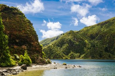 The Azores in Portugal - is now added to my list