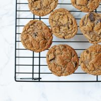 Food: Gluten-Free and Vegan Chocolate Chip Cookies