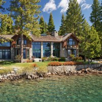 Decor:  A Home in Lake Tahoe, California