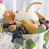 Holiday Series: Creative Thanksgiving Decor