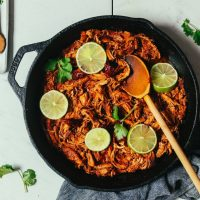 Food: Dinner Tonight - Mexican Shredded Chicken