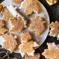 Food: Chai Spiced Sugar Cookies