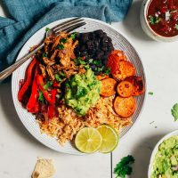 Food: Dinner Tonight - Grain Free Burrito Bowl