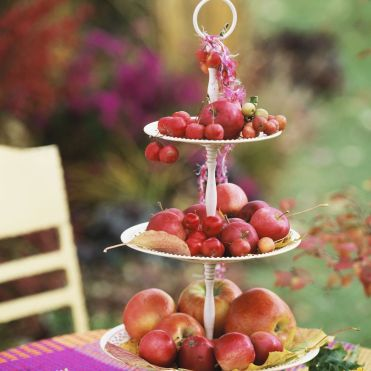 add a 3-tiered stand to your dessert table