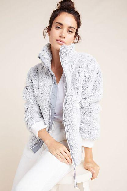 Whitney Sherpa Jacket