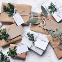 Holiday Series: Gift Wrap - It's All In The Trimmings