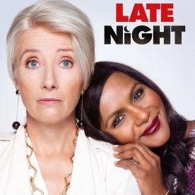 Tuesday Night - For the love of Emma Thompson and a relatable subject matter